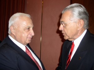 Ariel-Sharon-and-Earl-Cox-1024x766