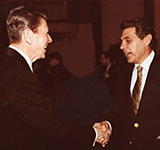 Earl-Cox-with-President-Ronald-Reagan