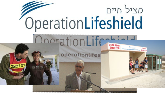 Earl Cox and Israel Always have raised over a million dollars for this incredible program. PLEASE HELP US HELP THEM build more shelters for the innocents in Israel.